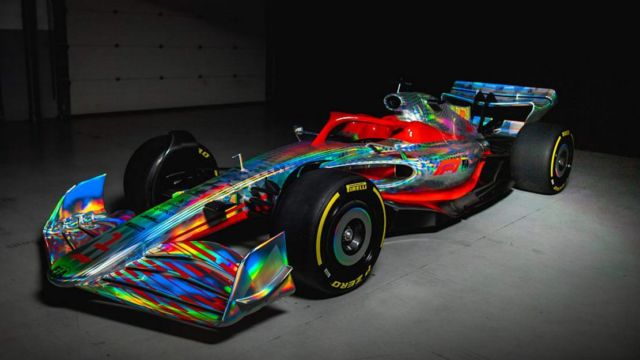 The 2022 Formula 1 Car (8)