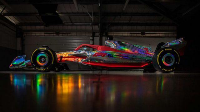 The 2022 Formula 1 Car (7)