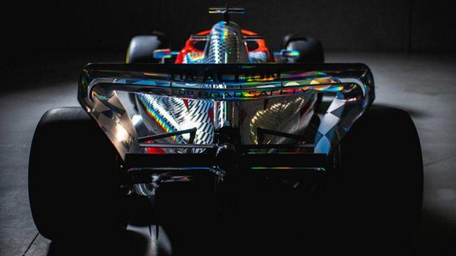 The 2022 Formula 1 Car (3)