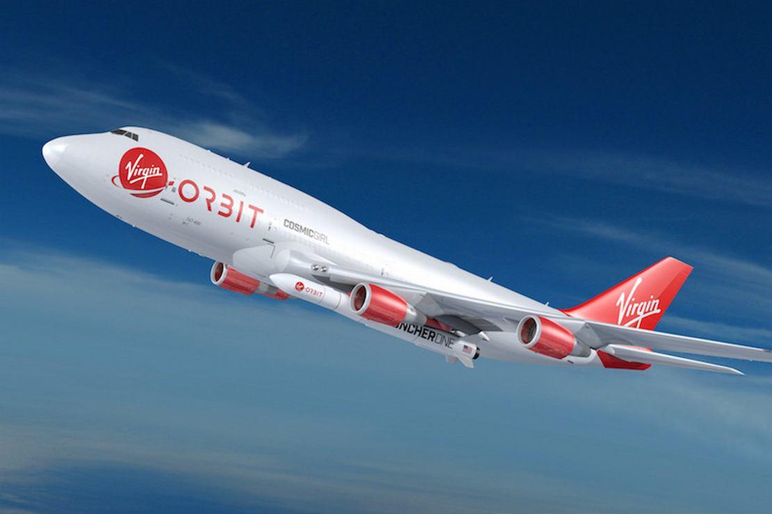 Virgin Orbit deployed 7 satellites into orbit