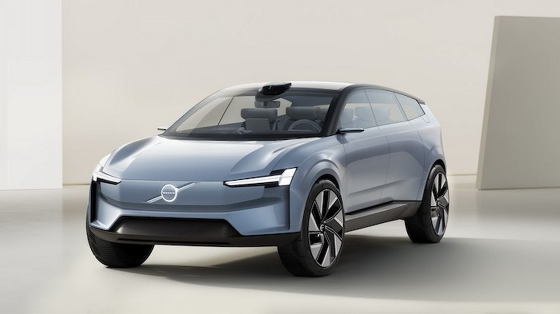 Volvo Concept Recharge electric vehicle (6)