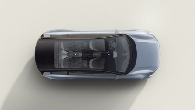 Volvo Concept Recharge electric vehicle (5)