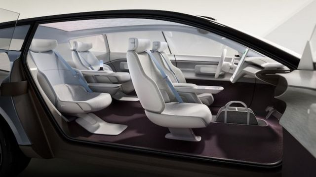 Volvo Concept Recharge electric vehicle (4)