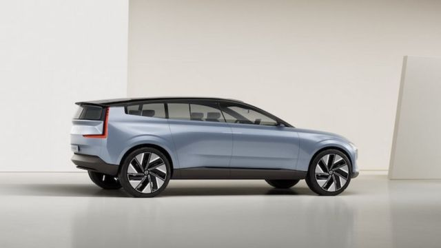 Volvo Concept Recharge electric vehicle (3)