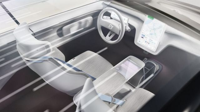 Volvo Concept Recharge electric vehicle (2)