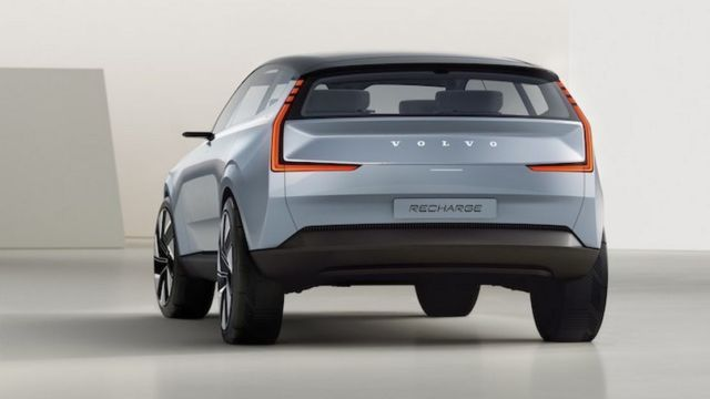 Volvo Concept Recharge electric vehicle (1)
