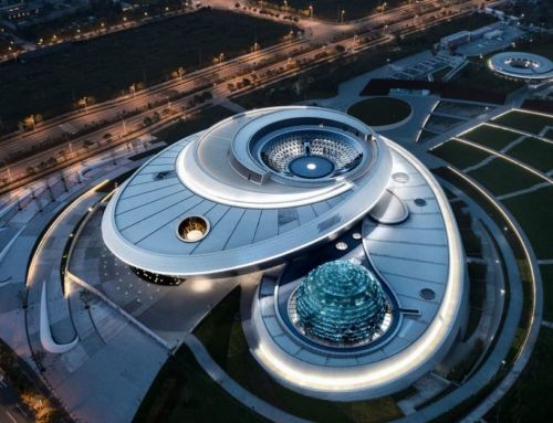 World's largest Astronomy Museum opens in Shanghai