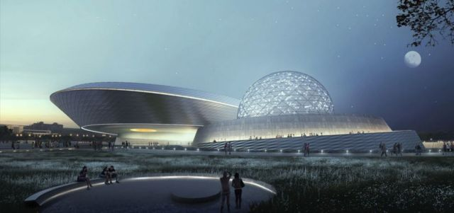 World's largest Astronomy Museum in Shanghai (5)