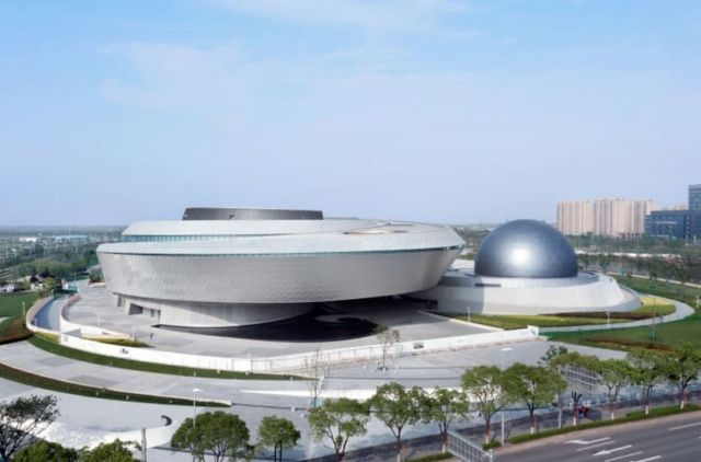 World's largest Astronomy Museum in Shanghai (3)