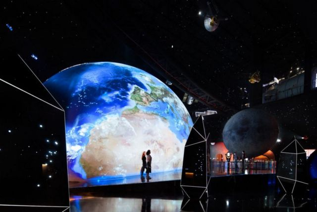 World's largest Astronomy Museum in Shanghai (1)