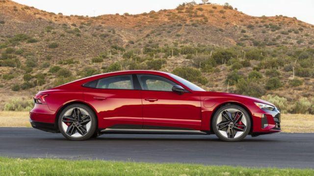 2022 Audi E-Tron GT (11)