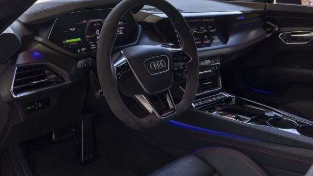 2022 Audi E-Tron GT (6)