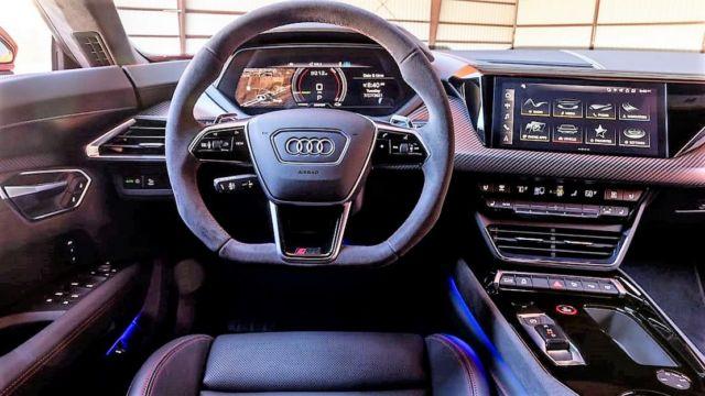 2022 Audi E-Tron GT (4)