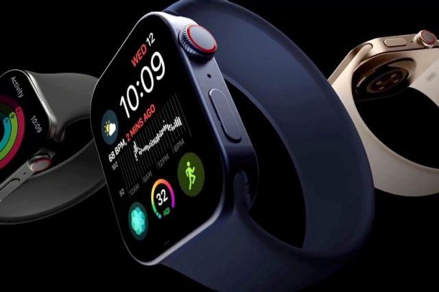 Apple watch Series 7 (2)