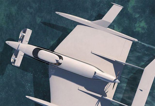 Aquas EP-15 Ekranoplan ground-effect craft (5)