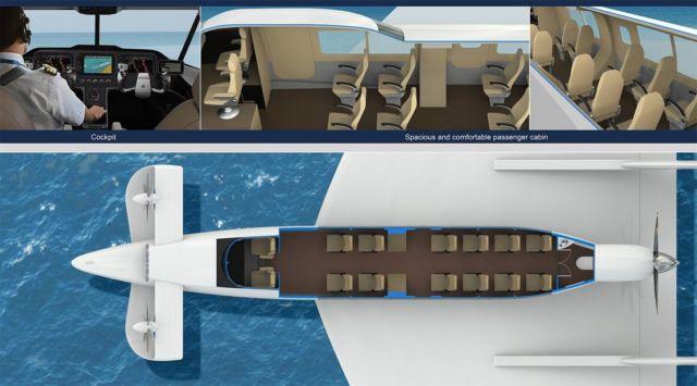 Aquas EP-15 Ekranoplan ground-effect craft (3)