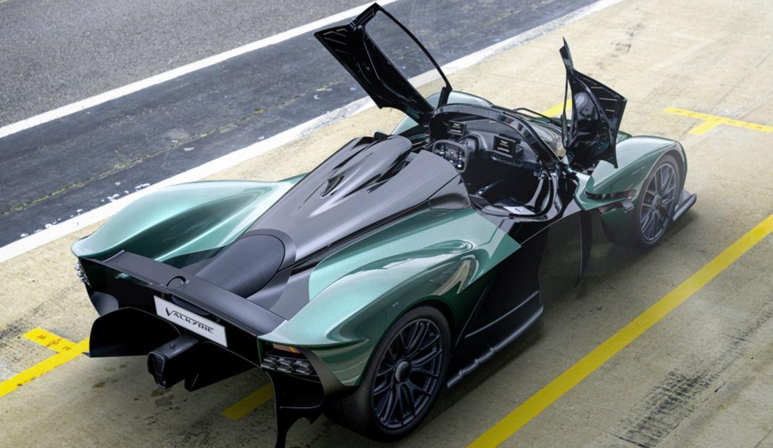 Aston Martin Valkyrie Spider (4)