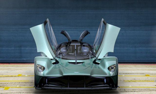 Aston Martin Valkyrie Spider (3)