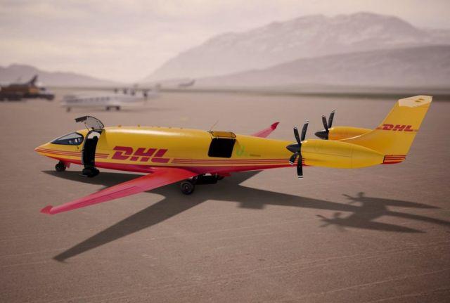 DHL Express eCargo airplanes (3)