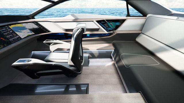 Future-E looks like a car and flies over the waves (9)