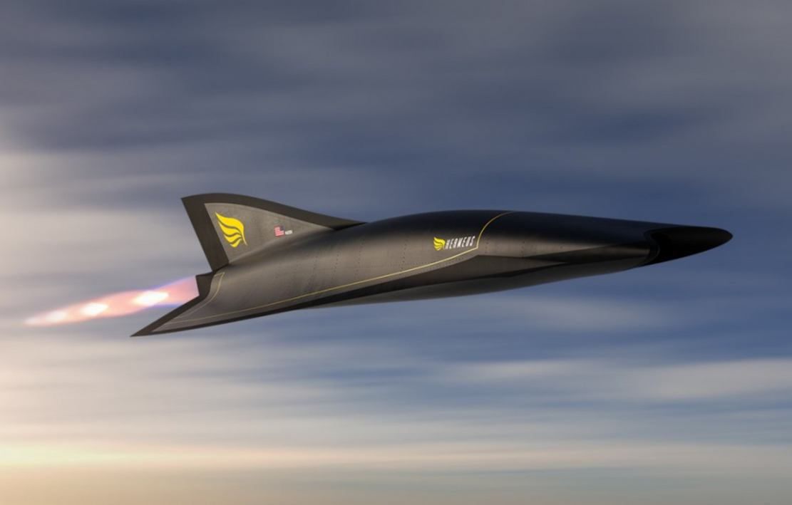 Quarterhorse hypersonic aircraft