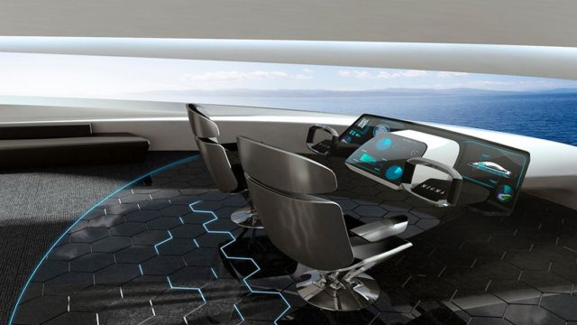 Hydrogen-Powered Catamaran concept (5)