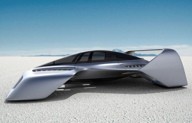 LEO Coupe Flying car