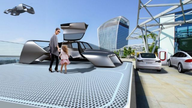 LEO Coupe Flying car (7)