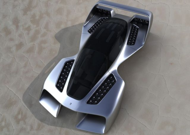 LEO Coupe Flying car (5)