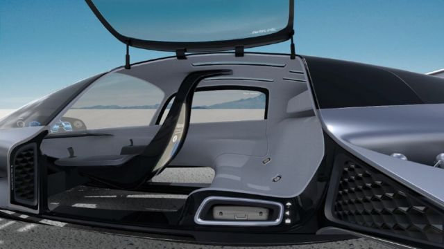 LEO Coupe Flying car (3)