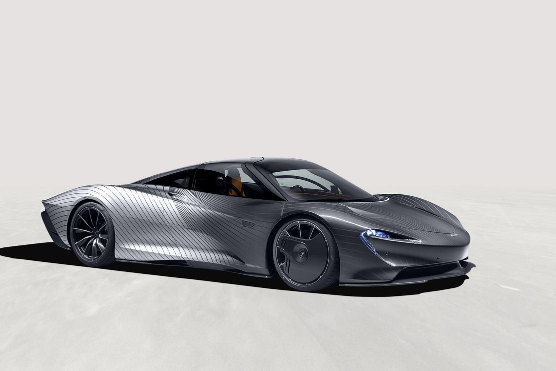 McLaren Speedtail 'Albert' hypercar (7)