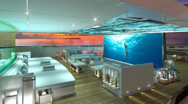 SEE 213-foot Hybrid Superyacht concept (3)