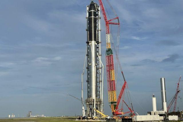 The Tallest Rocket ever built