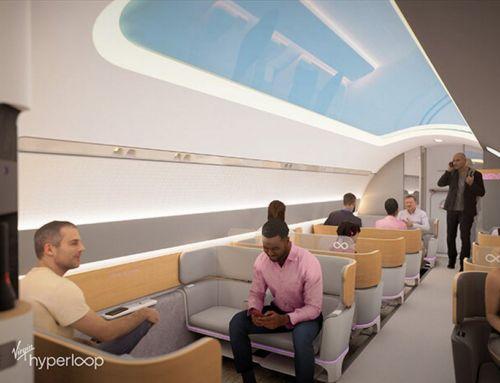 Virgin Hyperloop explained