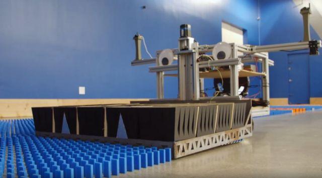 World Record Domino Robot (1)