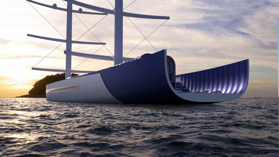 Arctic 85 meter luxury Sailing Yacht (9)