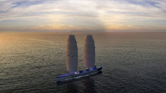 Arctic 85 meter luxury Sailing Yacht (7)