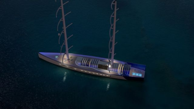 Arctic 85 meter luxury Sailing Yacht (6)