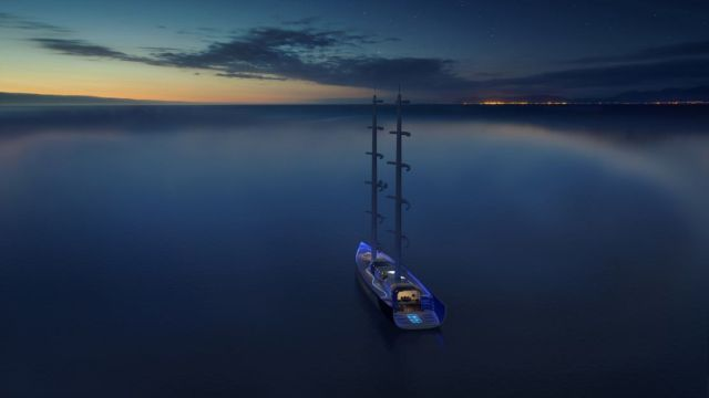 Arctic 85 meter luxury Sailing Yacht (4)