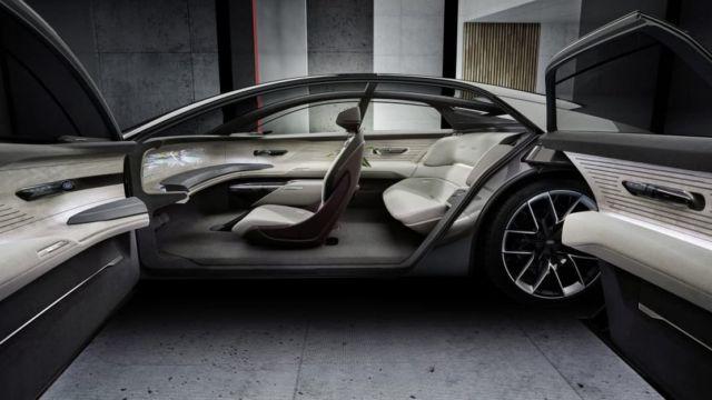 Audi Grandsphere concept (5)