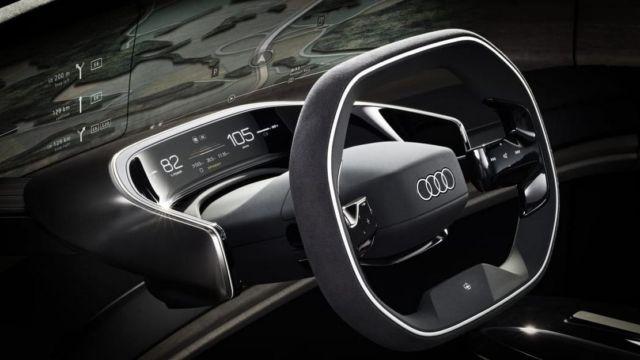 Audi Grandsphere concept (1)