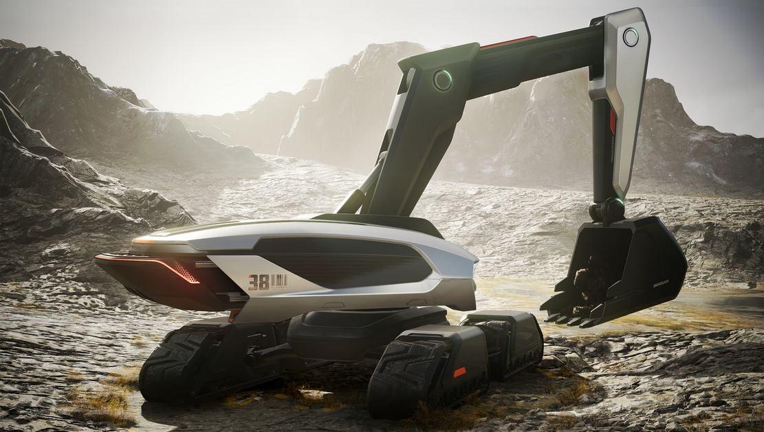 Concept-X Excavator (6)