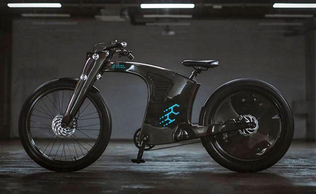 CrownCruiser Carbon Fiber e-Bike (8)