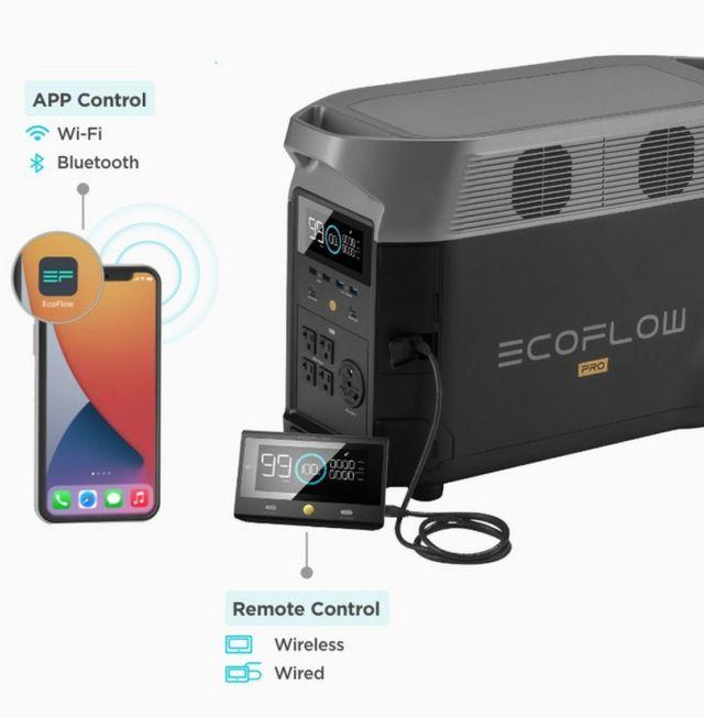EcoFlow DELTA Pro Portable Home Battery (5)