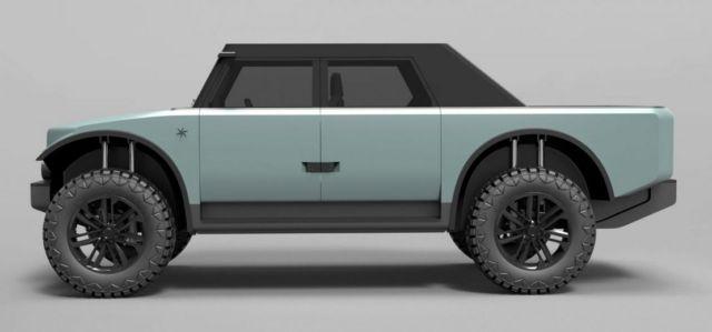 Fering Pioneer Electric SUV (4)