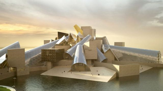 Frank Gehry's Guggenheim Abu Dhabi Museum (4)