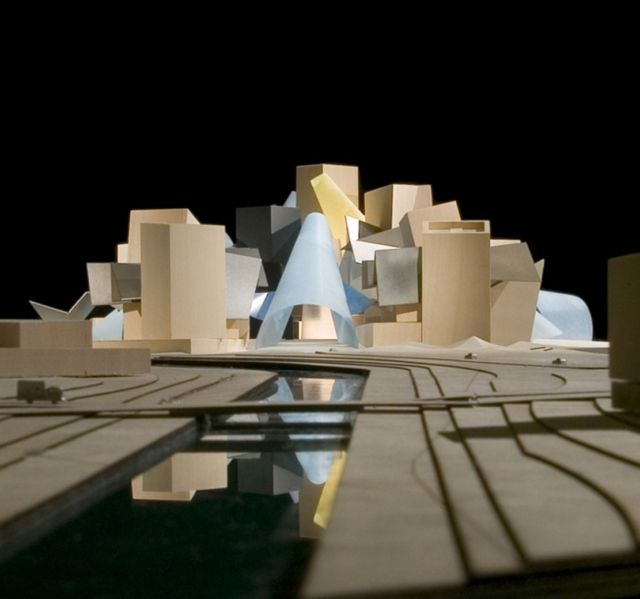 Frank Gehry's Guggenheim Abu Dhabi Museum (1)