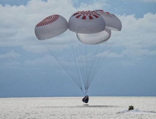Inspiration4 crew Safely Splashed Down off the coast of Florida