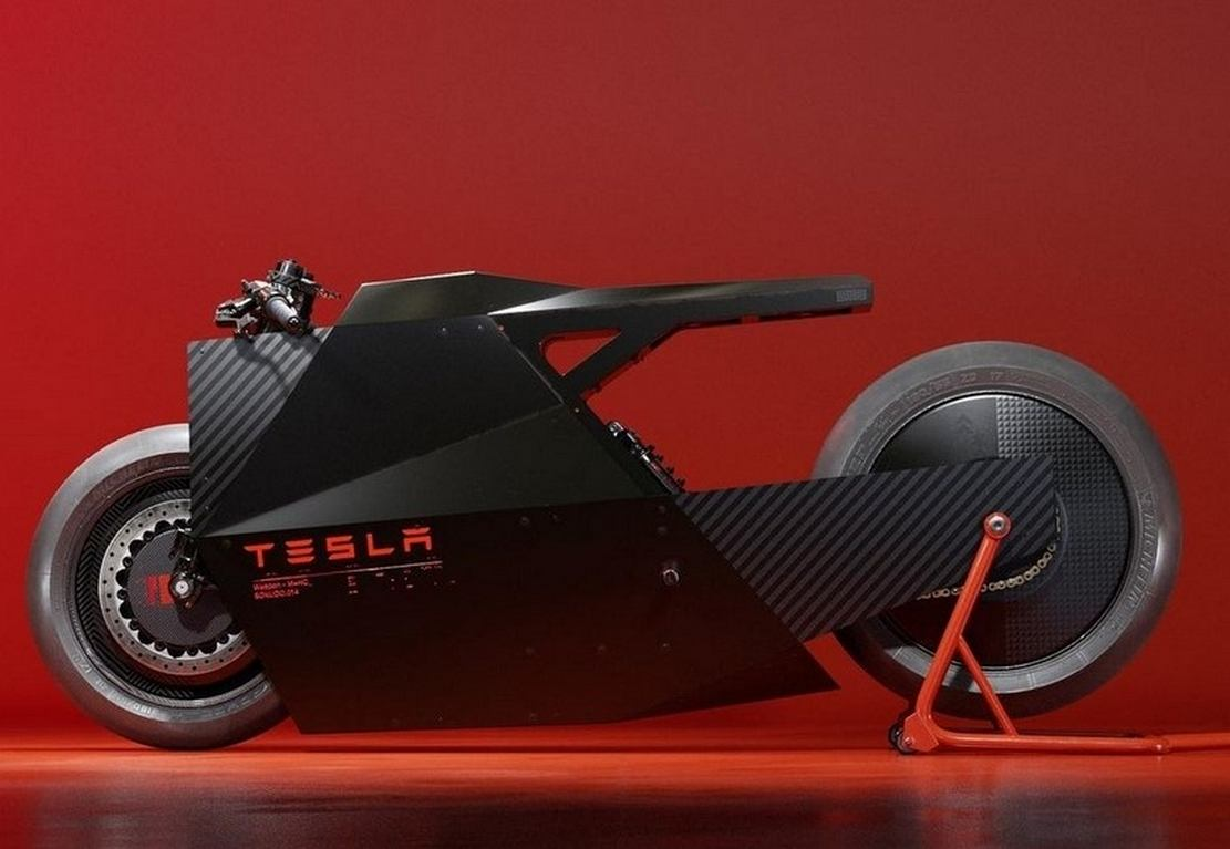 MHC Sokudo Tesla Motorcycle Concept (5)