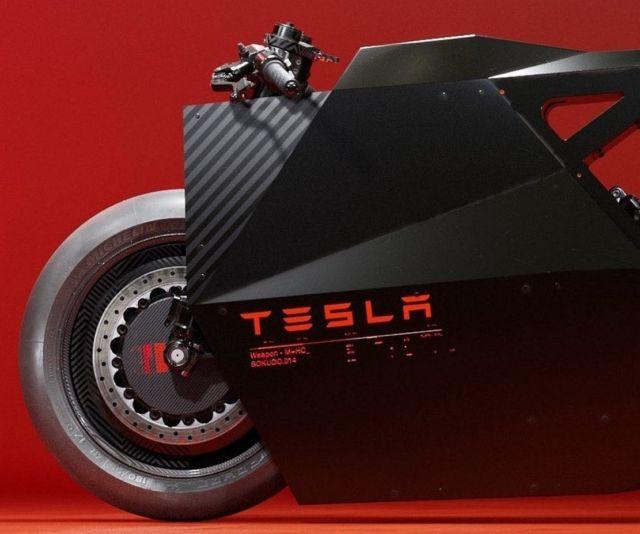 MHC Sokudo Tesla Motorcycle Concept (3)